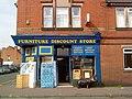 Furniture Store, Queen's Road, Beeston. - geograph.org.uk - 1768435.jpg