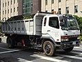 Fuso FM 9E-666 of DEPTC 20150811.jpg