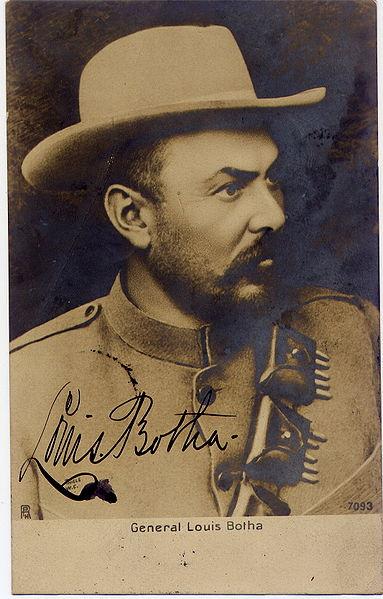 File:Général Botha, dédicassé.jpg