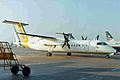 G-BRYI 1 DHC Dash 8-311 Brymon Airways MAN FEB93 (6822971667).jpg