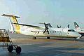 G-BRYI 1 DHC Dash 8-311 Brymon Airways MAN FEB93 (6822971667).jpg
