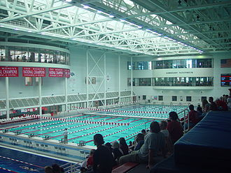 Gabrielsen Natatorium - Competition pool