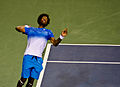 Gael Monfils at the Legg Mason Tennis Classic 2011 (005).jpg