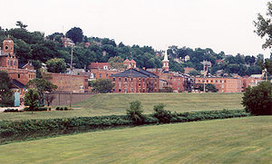 Galena Illinois skyline.JPG