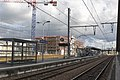 Gare de Belcier en construction.jpg
