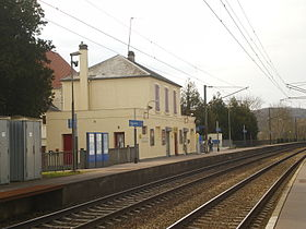 Image illustrative de l'article Gare de Rosny-sur-Seine