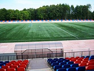 Gargždai Stadium - UEFA Category 2 stadium