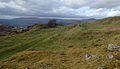 Garnddyrys, ironworks remains and tramroad, Blorenge, Llanfoist Fawr.jpg