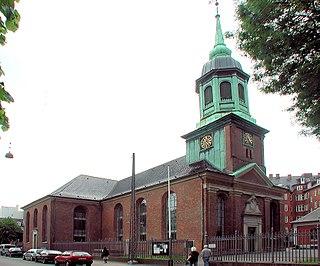 Garrison Church, Copenhagen Church in Copenhagen, Denmark
