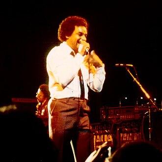 Gary U.S. Bonds - Gary U.S. Bonds performing in 1981