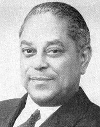 Gaston Monnerville - Image: Gaston Monnerville en 1947
