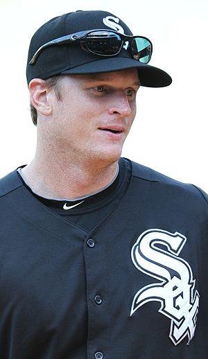 Gavin Floyd - Floyd with the Chicago White Sox in 2011