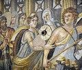 Gaziantep Zeugma Museum Achilles mosaic 7011.jpg