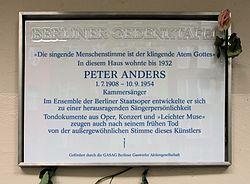Photo of White plaque № 30996