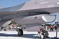 General Dynamics F-16A Fighting Falcon 78-0025 Block 5 GMB RIntake TICO 16March2014 (14685530803).jpg