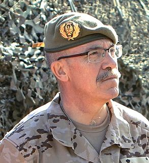 Chief of the Spanish Defence Staff