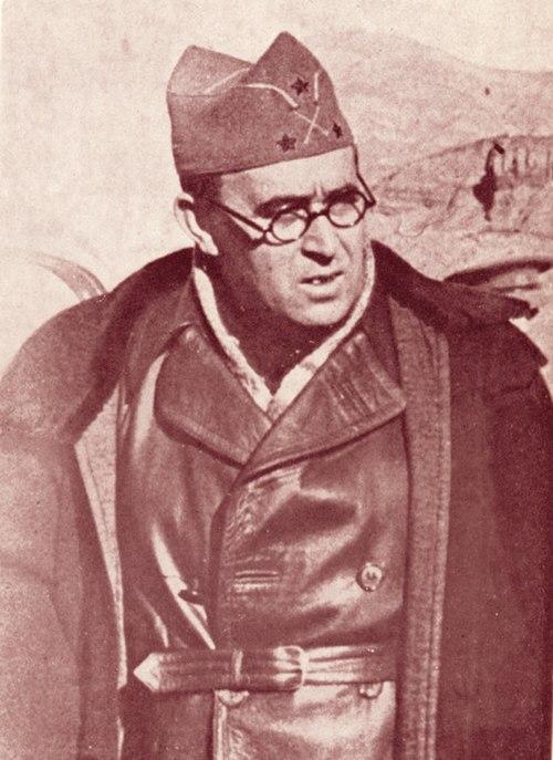 Retrato de Vicente Rojo Lluch