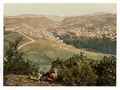 General view, Zahleh, Holy Land, (i.e., Zahlah, Lebanon)-LCCN2002725064.tif