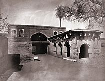 General view of the gateway of the fort, Belgaum.jpg
