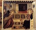 Gentile da Fabriano - Annunciation - WGA08546.jpg
