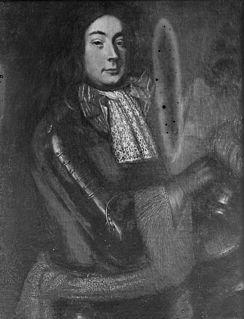 George August, Count of Nassau-Idstein Prince of Nassau-Idstein (1677-1721)