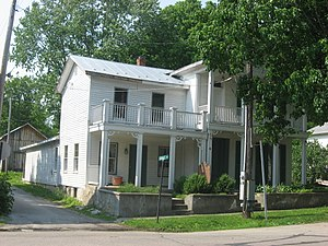 National Register of Historic Places listings in Greene County, Ohio