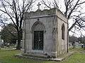 George M. Cohan Mausoleum 12-2008.jpg