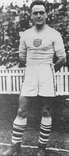 George Moorhouse American soccer player