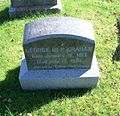 George Rex Graham grave, Laurel Hill.jpg