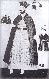 George VIII of Georgia King of Kings of Georgia