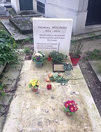 Georges Wolinski Tomb.JPG