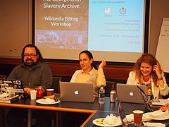 Georgetown Slavery Archive Editing Workshop 2024917.jpg