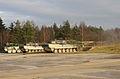 German army Leopard 2 tanks, Grafenwöhr.jpg