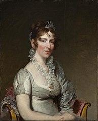Portrait of Elizabeth Tuckerman Salisbury (Mrs. Stephen Salisbury I)