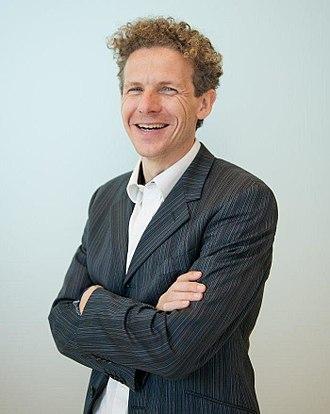 Gilles Babinet - Gilles Babinet in 2009.
