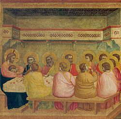 Giotto di Bondone: The Last Supper