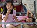 Girls on Cart - Dien Bien Phu - Vietnam (48178542572).jpg