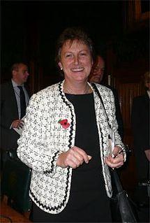 Gisela Stuart British politician