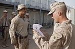 Glen Burnie, Md., Marine reaffirms oath in Afghanistan 130813-M-ZB219-377.jpg