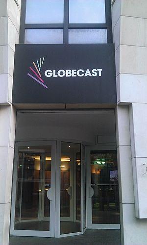 Globecast - Image: Globecast building entrance