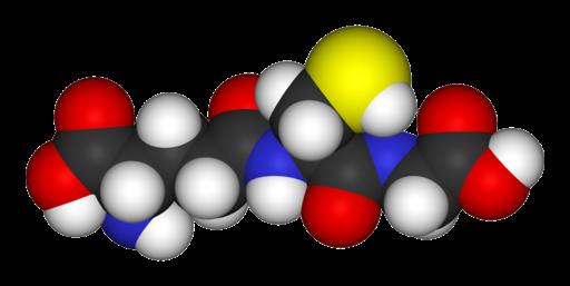 Glutathione-3D-vdW