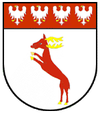 Coat of arms of Gmina Sobków