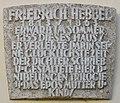 Gmunden Gedenktafel Friedrich Hebbel.jpg
