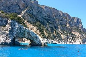 Tyrrhenian Sea - Orosei, Sardinia