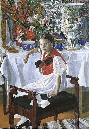 Golovin Girl with porcelain 1916.jpg