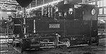 Goondah to Burrinjuck narrow gauge railway - 2 foot (610 mm) narrow gauge 0-4-0 steam locomotive 'Dulce' built by Krauss in Germany in 1907.jpg
