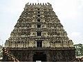 Gopuram of Vellore Fort Temple.jpeg