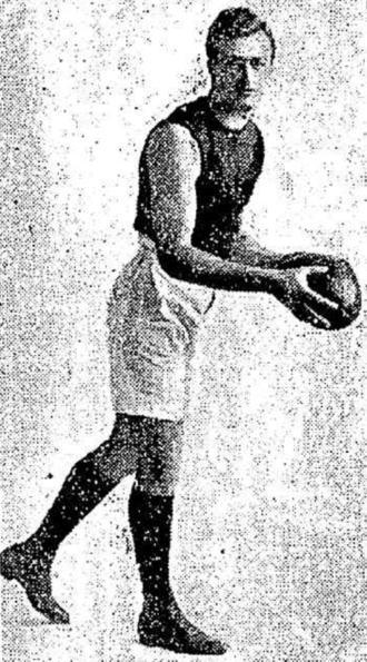Gordon Rattray - Rattray in 1922