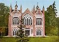 Gotisches Haus Woerlitzer Park 1900.jpg