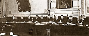 Russian Provisional Government - Russian Provisional Government in March 1917